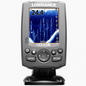 Эхолот Lowrance Hook-3x DSI Fishfinder with 455/800 фото в интернет-магазине Олимпик