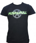 Футболка Merida Push & Pull Black фото в интернет-магазине Олимпик